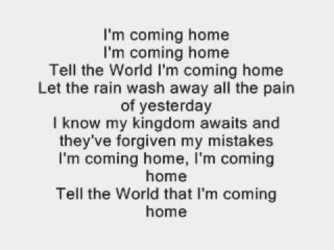 Im Coming Home By P. Diddy with lyrics