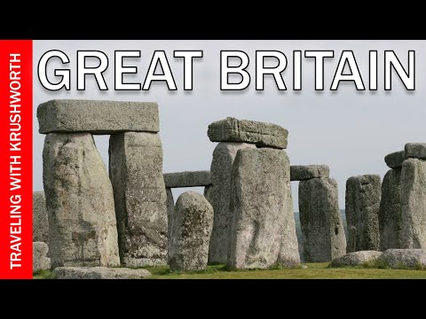 Great Britain (England, Scotland, Wales) - Things to do and Places to see - Top Attractions