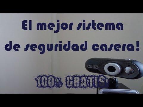 EL MEJOR SISTEMA DE SEGURIDAD EN 5 MB CON UNA WEBCAM! Y GRATIS!