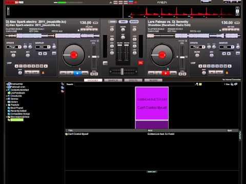 Сведение треков в программе Virtual DJ | DJ GoldenLion