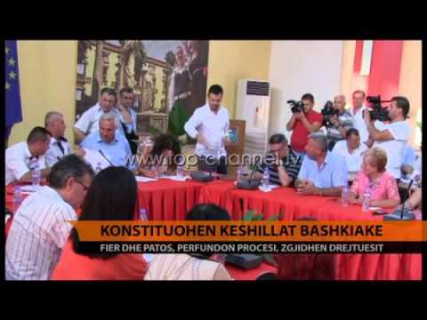 Konstituohen këshillat bashkiakë - Top Channel Albania - News - Lajme