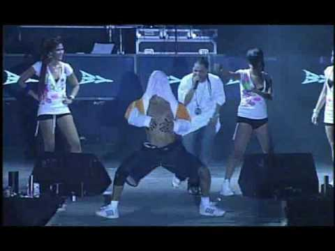 bailarines de wisin y  yandel los the bets dancers