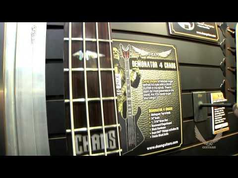 """Dean Guitars 2014 N.A.M.M. """"Demonator"""""""