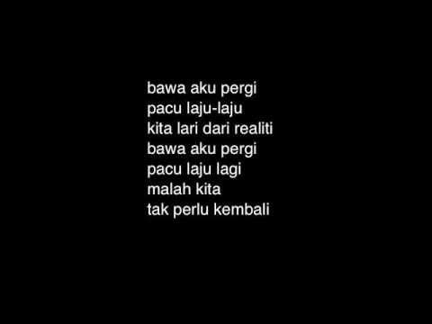 Bawa ku pergi Kaka ft Zizan Official Lyrics