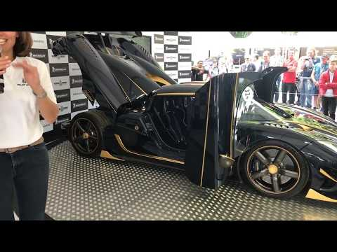 Koenigsegg Agera RS 'Naraya' At Goodwood Festival Of Speed