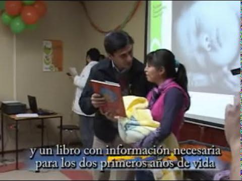 CHILE CRECE CONTIGO LANZA PROGRAMA DE APOYO AL RECIÉN NACIDO.