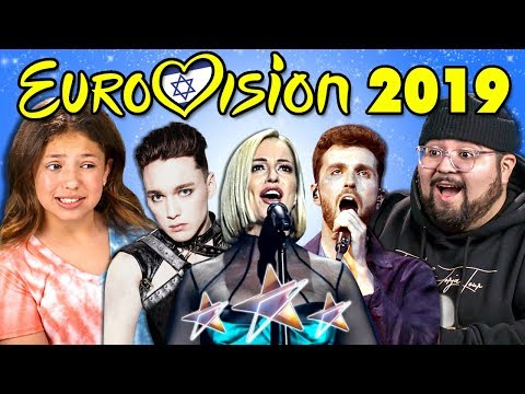 Generations React To Eurovision 2019 Song Contest