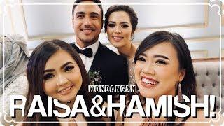 Download Lagu WEEKLY VLOG #44 | Dateng ke Nikahan Raisa & Hamish! #RaisaHamish Gratis STAFABAND