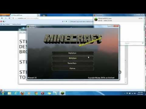 How to Download Minecraft full version for FREE fast and easy (tutorial)