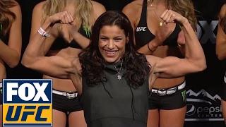 Valentina Shevchenko vs. Julianna Pena | Weigh-In | UFC ON FOX