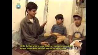 Interview with Majid Veisi PT2 - مصاحبه دردناک با ۳ نوجوان پسر