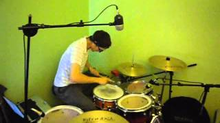 INEKAFE - STROM (Drum cover)