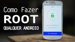 Como Fazer ROOT Em Qualquer Celular Android Sem PC   Qualquer Versão  Atualizado 2017/2018