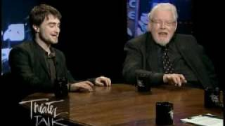 The Late Great RICHARD GRIFFITHS and DANIEL RADCLIFFE Sing A Duet