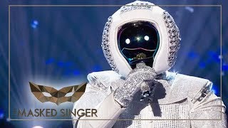 Hello - Adele | Astronaut Performance | The Masked Singer | ProSieben