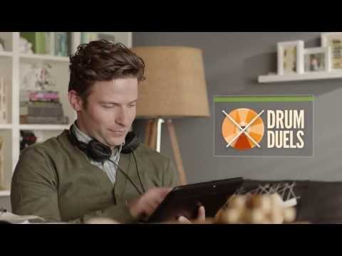 AdMob by Google: Drum Duels (TW)