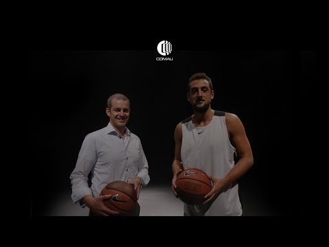 Marco Belinelli and Comau – One team