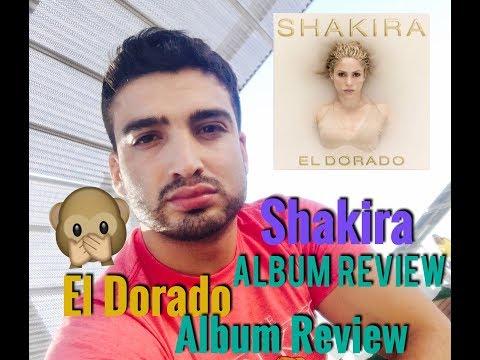 Shakira   El Dorado New Album REVIEW REACTION