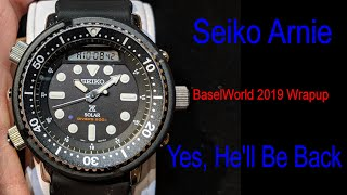 Baselworld 2019 Wrapup - What can you expect in store at LongIslandWatch.com?