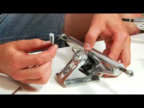 Original Longboard Trucks Pt.1: How to Disassemble
