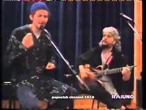 Pino Daniele- Eros Ramazzotti – Jovanotti  anno 1994 ( prov