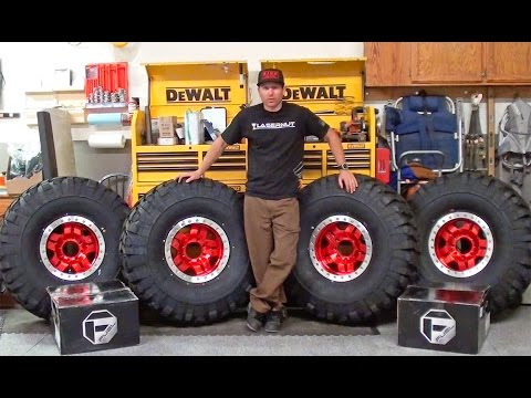 The Trail Reaper - How to mount off road tires to beadlock wheels