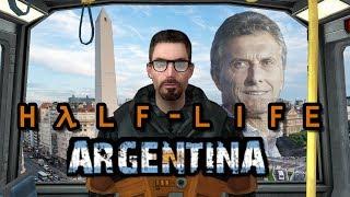 Half-Life Argentino - Episodio 1: Retiro (Parodia Gmod de Half-Life 2)