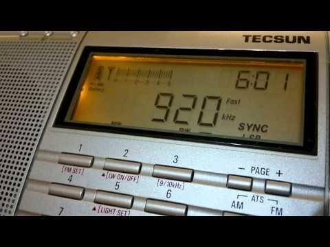 ZYK348 Radio Tramandaí (Tramandaí, Río Grande do Sul, Brazil) - 920 kHz