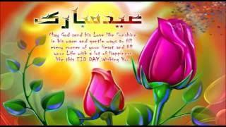 Happy Eid 2016- Eid Mubarak wishes, Eid Greetings, Eid Ul Fitr E-card, Eid Whatsapp Video 4
