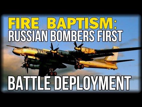 FIRE BAPTISM: RUSSIAN BOMBERS FIRST BATTLE DEPLOYMENT thumbnail