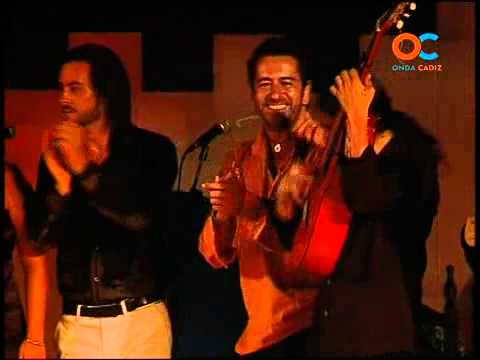 sara baras.- paco reyes - may fernandez - entre otros jueves flamencos en cay 2010