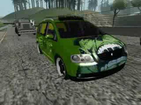 Gta San Andreas Custom Cars Parte 2