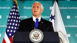 Alt-left media has been demeaning Pence over China speech: Rep. Gohmert