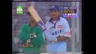 india vs pakistan 1998 Azharuddin Match fixing allegation independence cup final match