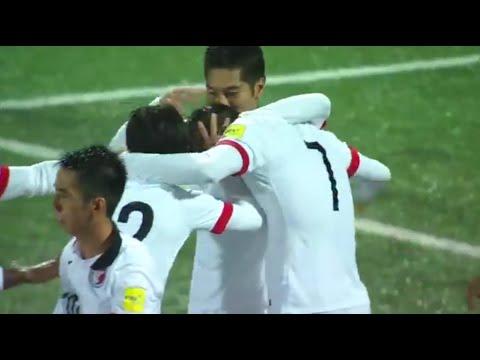 Bhutan vs Hong Kong: 2018 FIFA WC Russia & AFC Asian Cup UAE 2019 (Qly RD 2)
