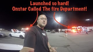 Launched so hard ONSTAR was CALLED and SENT HELP!