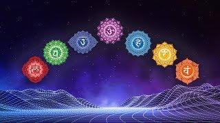 ALL 7 CHAKRAS HEALING MUSIC || Full Body Aura Cleanse & Boost Positive Energy | Meditation Music