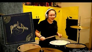 Panic At The Disco The Ballad Of Mona Lisa- Girl Drum cover