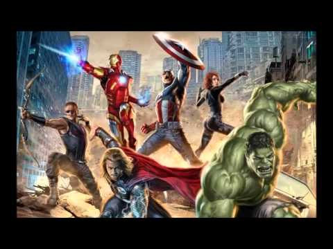 2. Shinedown  -  I'm Alive  (Soundtrack The Avengers - Os Vingadores)