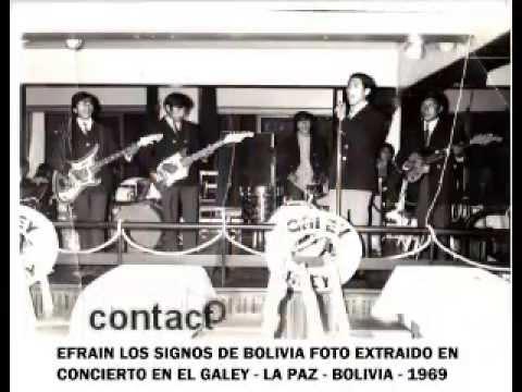 CUMBIA BOLIVIA - LOS SIGNOS DE BOLIVIA - VOLVER OTRA VEZ