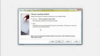 Peachtree Tutorial Creating a Peachtree Company Sage Training Lesson 2.1