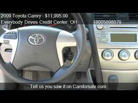 2009 Toyota Camry LE - for sale in Upper Sandusky, OH 43351