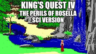 King's Quest IV playthrough (SCI version)