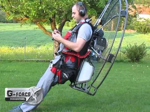 G-Force Paramotor Moster 185.mpg