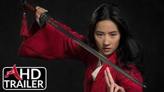 Disney's MULAN:(2020) - Teaser Trailer - Yifei Liu, Donnie Yen Film | Live Action (CONCEPT)