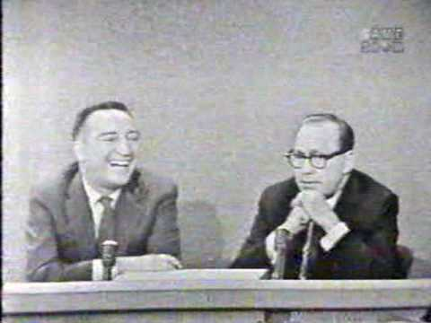Jack Benny on I've Got a Secret