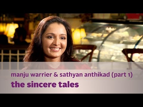 The Sincere Tales ft. Manju Warrier & Sathyan Anthikad (Part 1) - Kappa TV
