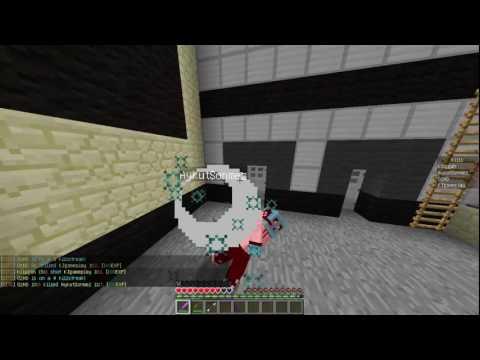 Minecraft Mini Game - Bölüm 1 [OITC]
