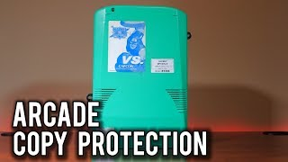 How Capcom's clever CPS2 Arcade Game Copy Protection stopped bootleg games | MVG