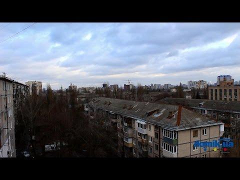 Обзор Отрадного - Отрадный - район Киева видео